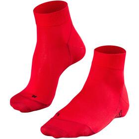 Falke Impulse Air - Calcetines Running Hombre - rojo